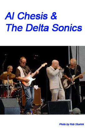 Al Chesis & The Delta Sonics
