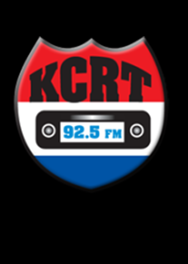 Proudly supported by KCRT radio